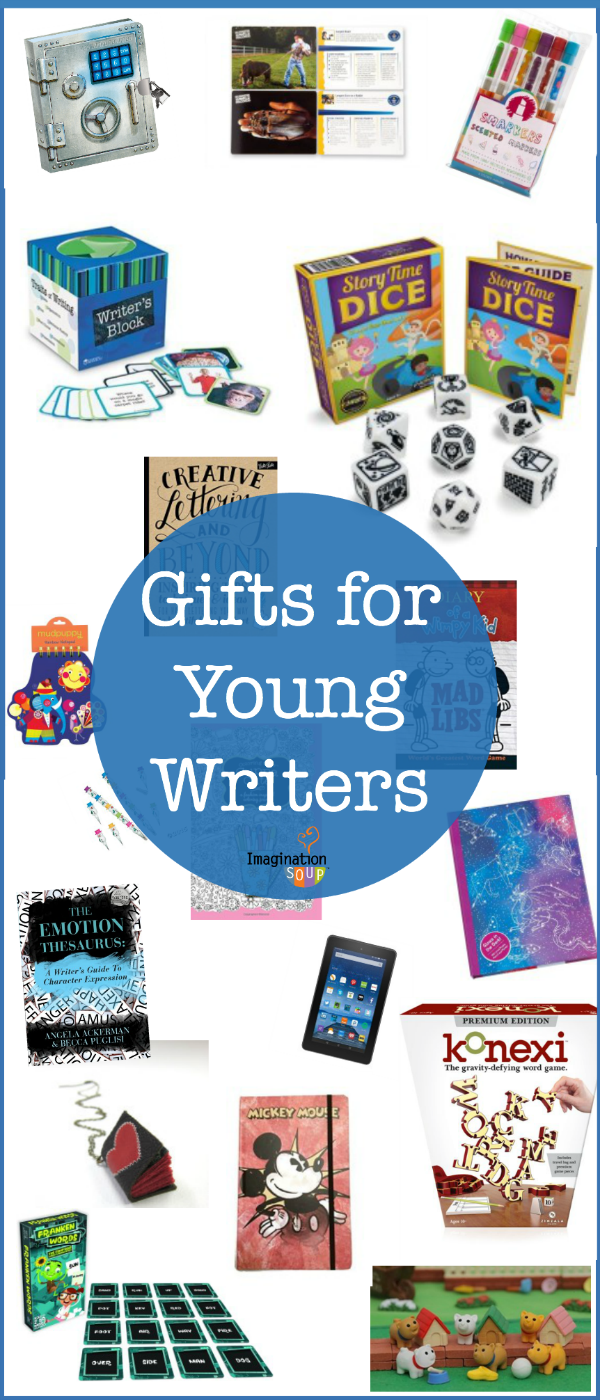 Great Gift Ideas To Get Your Kids Writing And Keep Them Holiday Guide 2017