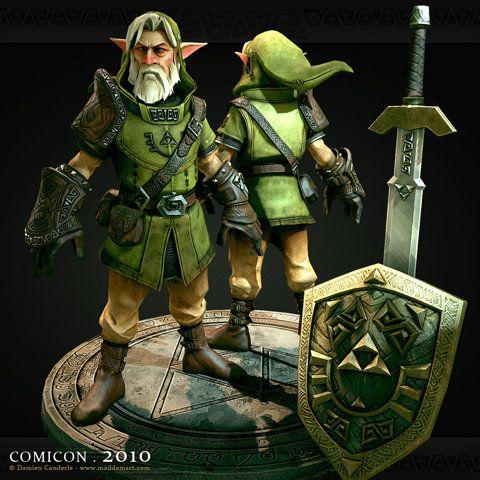 Dear Nintendo, Please remake Link To The Past ft  Old Link  | Legend