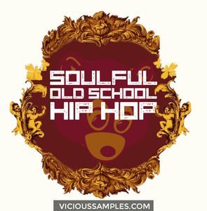 College Dropout Sample Pack - [Soulful Old School Hip Hop] - Vicious