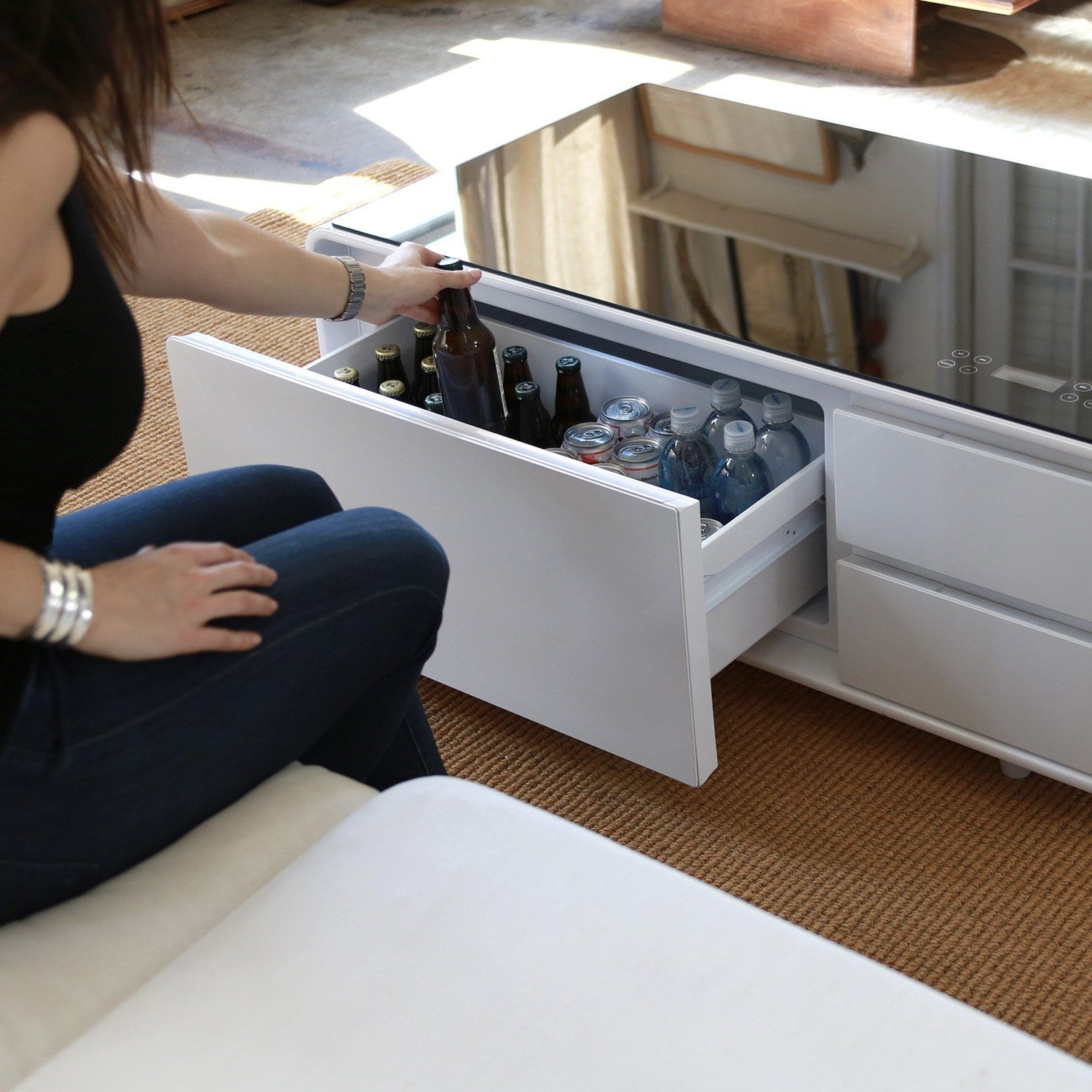 Coffee Table With Refrigerator Useful Tools Store Coffee Table Refrigerator Modern Coffee Tables Coffee Table Design [ 1500 x 1500 Pixel ]