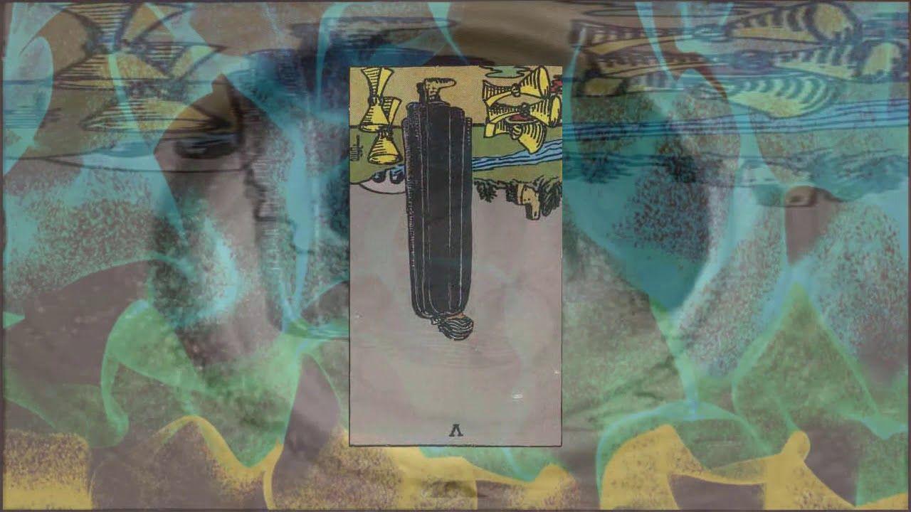 tarot card 5 of cups