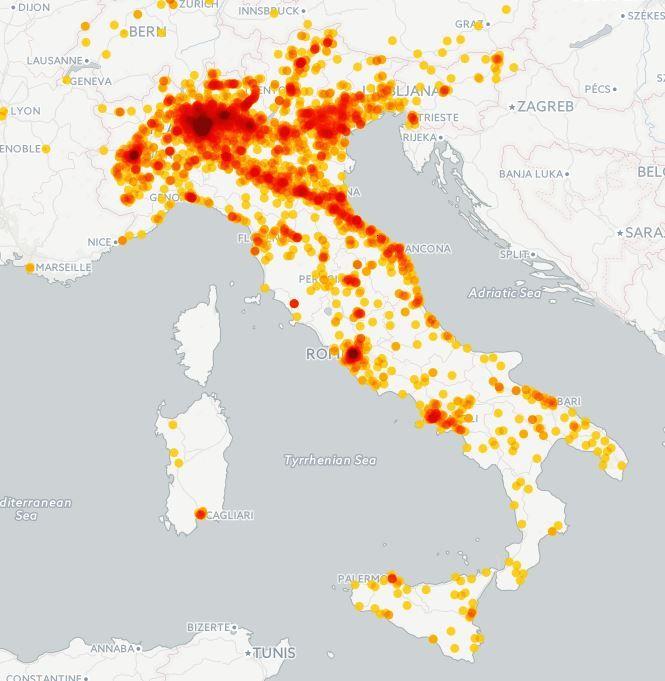 Mappa fornitori EXPO 2015 – 2 aprile 2015