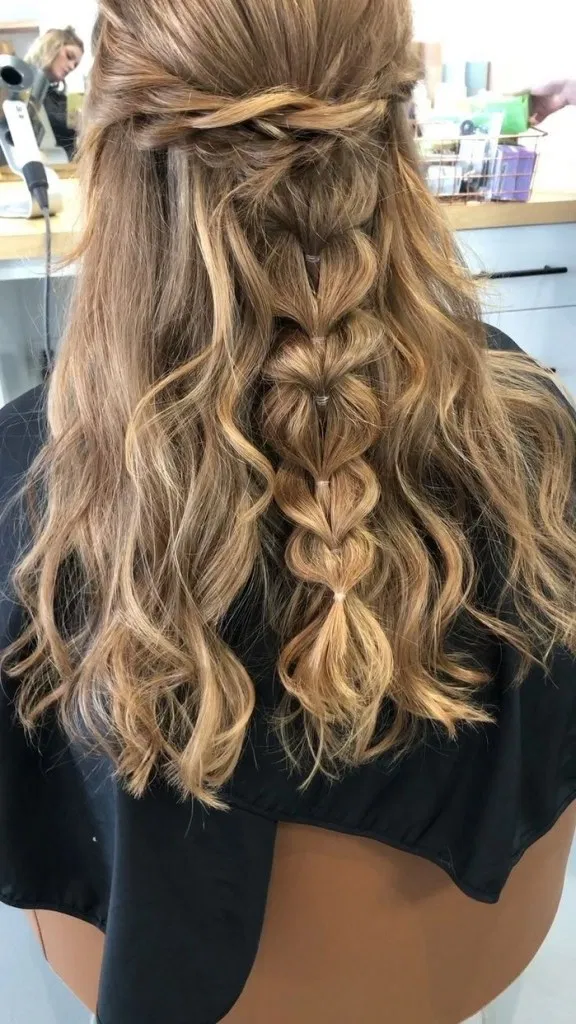 150 Most Gorgeous Twisted Braided Blonde Hairstyles Idea For Summer Prom Page 2 Decor Homydepot Com Hair Tutorial Hair Styles Diy Hairstyles