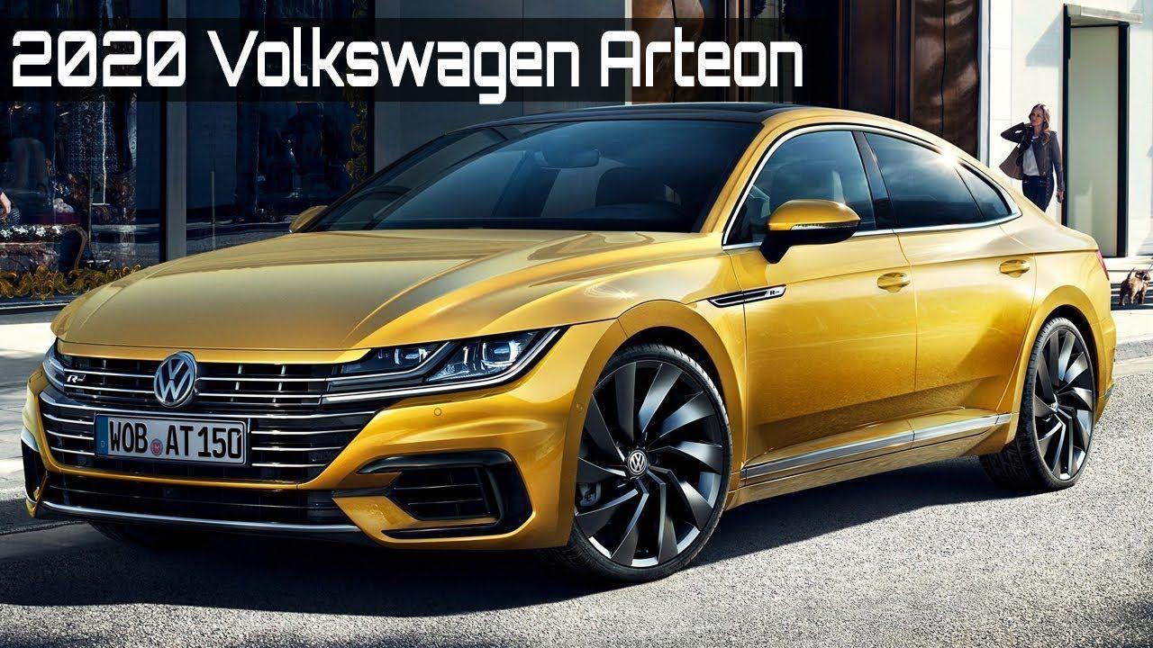 2020 Volkswagen Arteon In 2020 Volkswagen Volkswagen Car Car Volkswagen