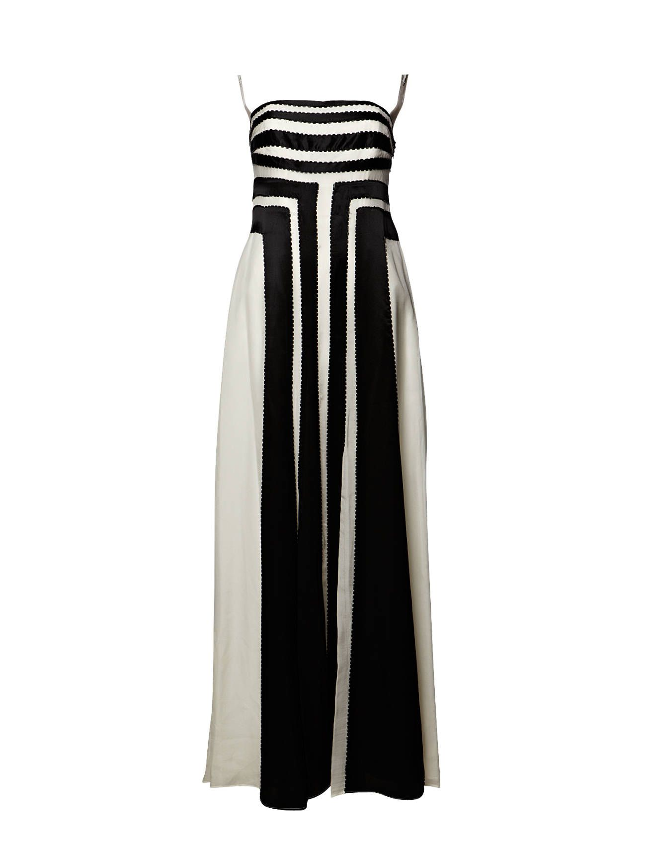 Long evening gown simple and geometric nice clothing dreams