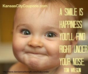 Baby Cute Quote Quotes Smile Kansascitycoupons Kansascity