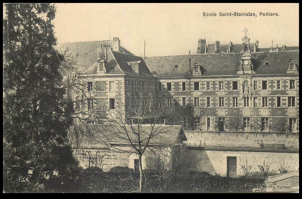 POITIERS - Ecole Saint Stanislas