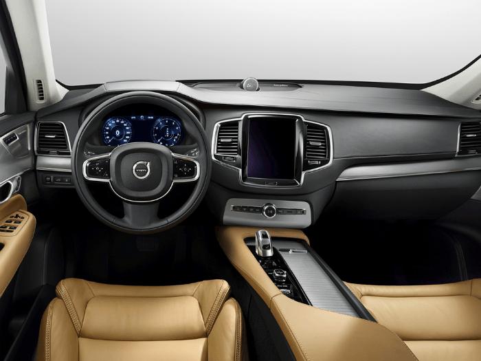 2017 Volvo Xc90 T5 Momentum Suv Interior Volvo Xc90 Volvo And T5