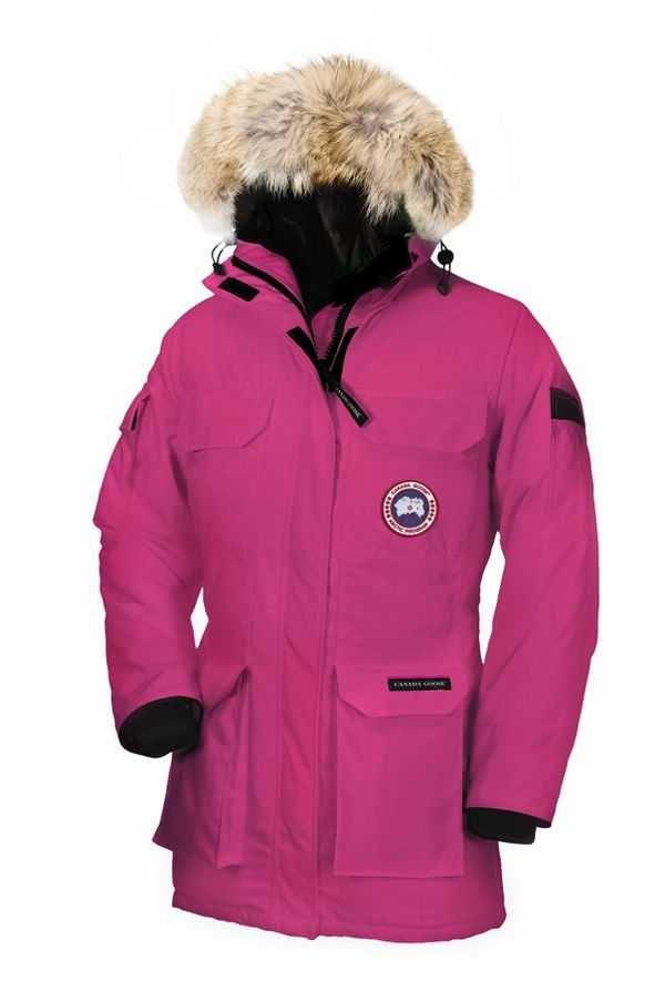 Canada Goose Whistler Parka rosa
