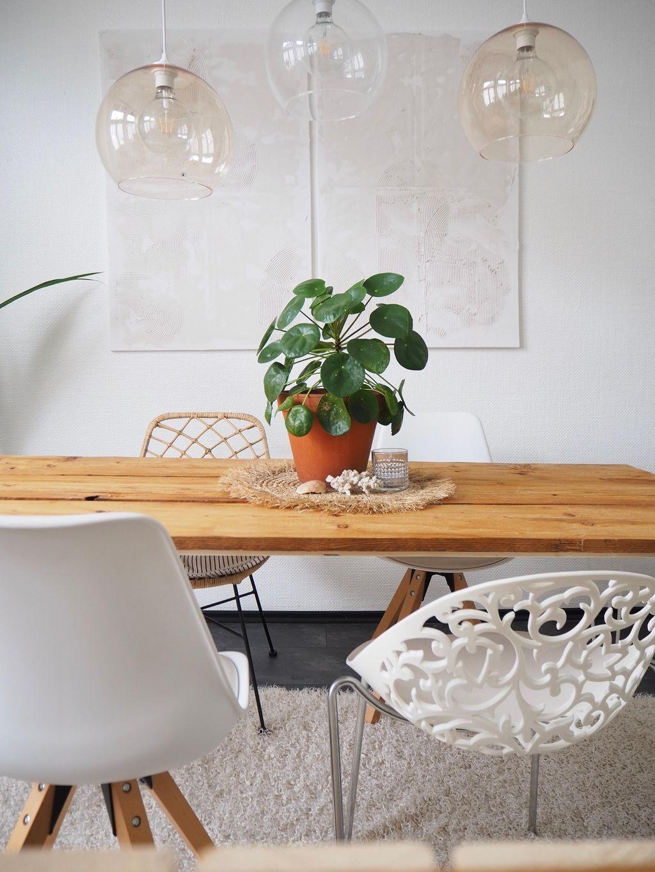 26+ Esszimmertisch mit verschiedenen stuehlen ideen