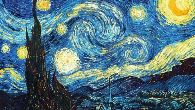 My fav : Starry night