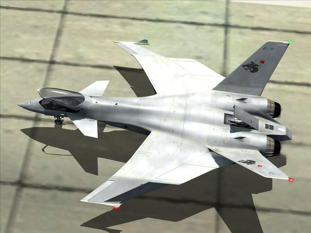 TW-141 Advanced Fighter Aircraft | Flying Objects ...