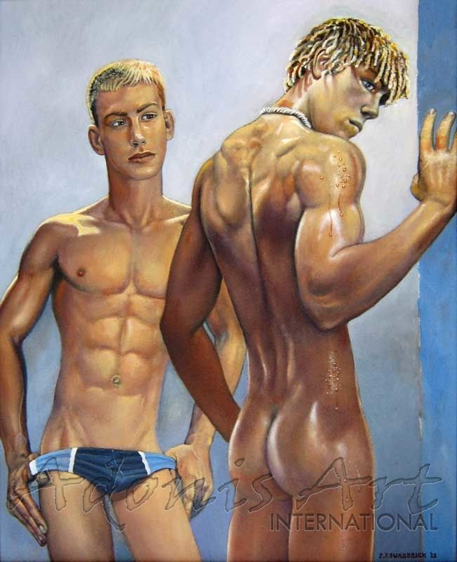 Male boy young gay tube and twink seduction 2