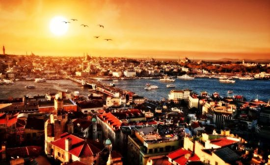 Stunning Istanbul... place to go to again!