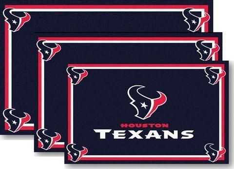 Houston Texans NFL Area Rugs