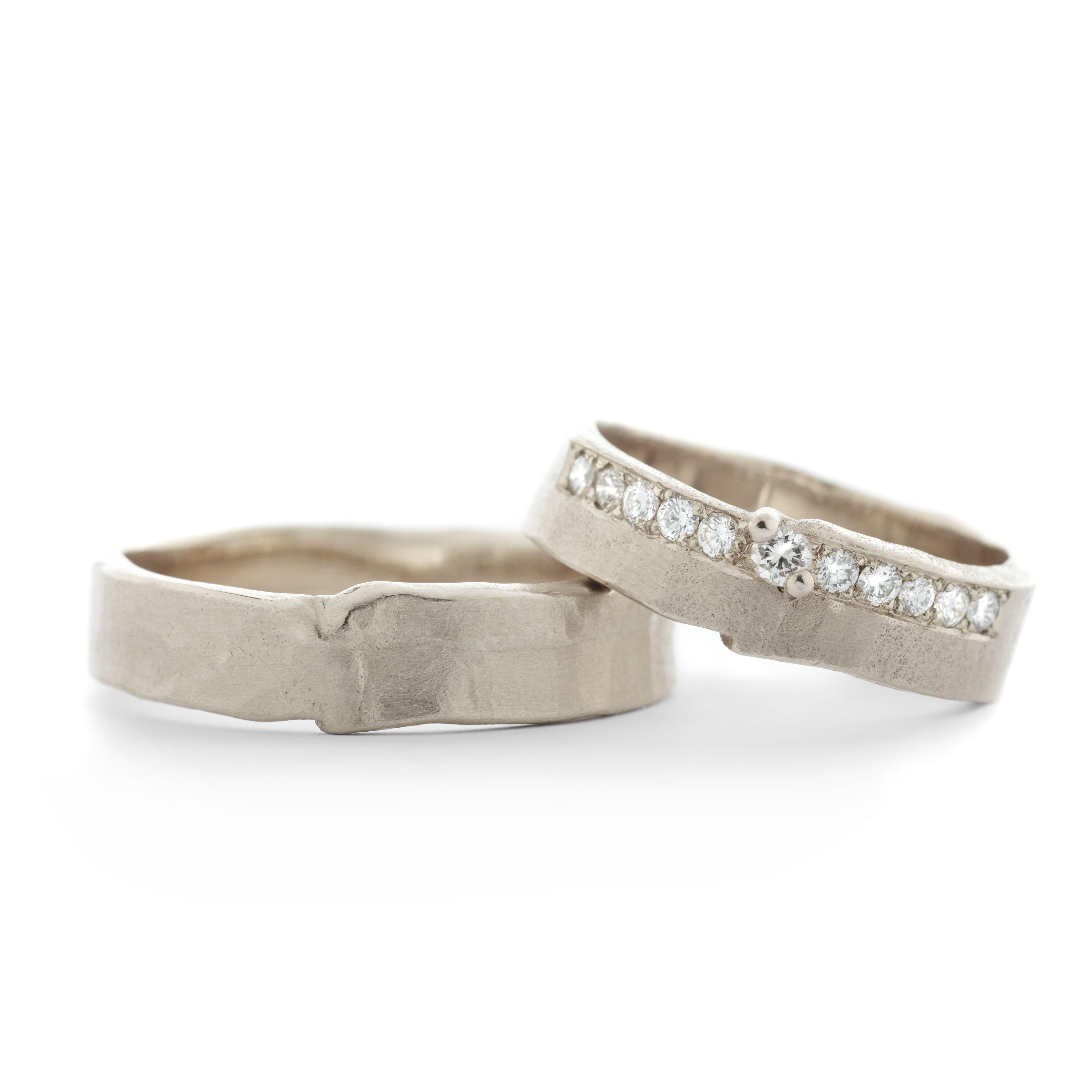 Trouwringen Wim Meeussen W1188 Jewelry Pinterest Wedding