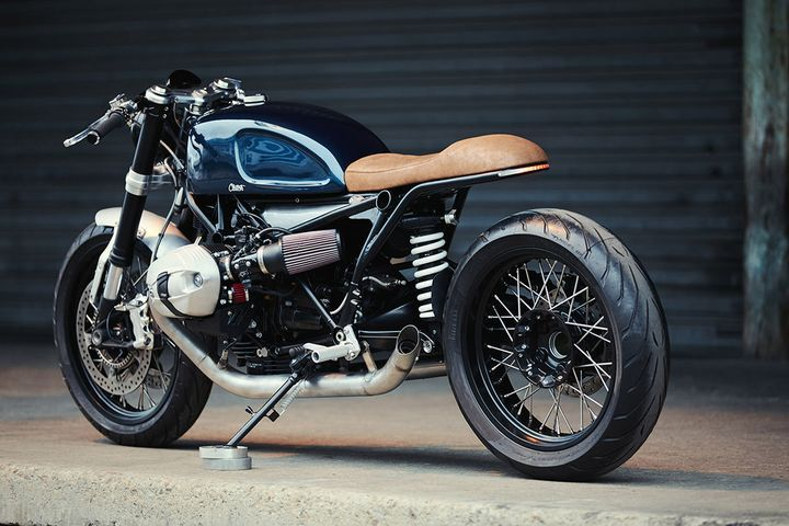 bmw r ninet cafe racer by clutch custom motorcycles 2
