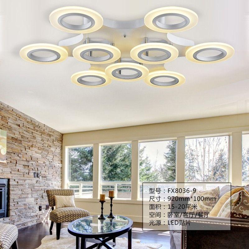 Wohnzimmer Lampe Decke  Wohndesign