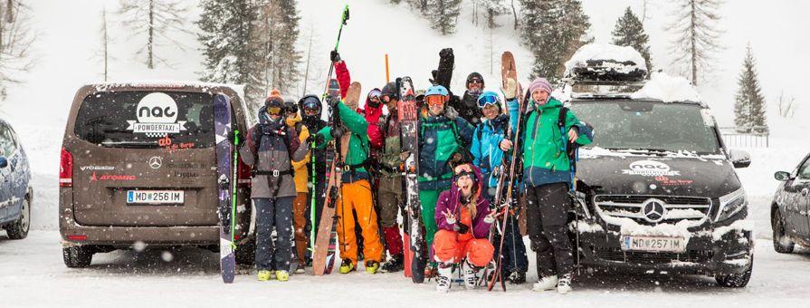 Die Pappas Gruppe und Kooperationspartner Northern Alps Collective verlosen 2x1 unvergessliches Wochenende