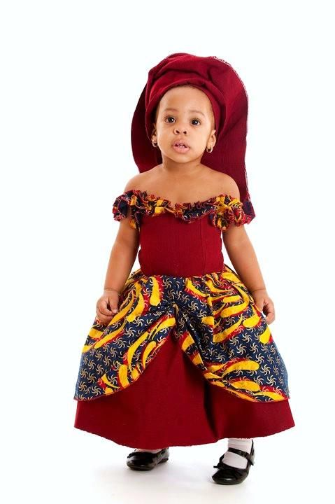 14fea213f Nigerian baby in traditional dress www.winwithmtee.com | Aso Ebi ...