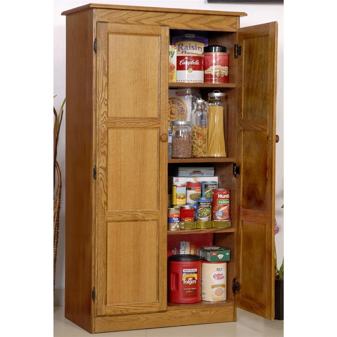 Tall Storage Cabinets With Doors Wood Httpdivulgamaisweb