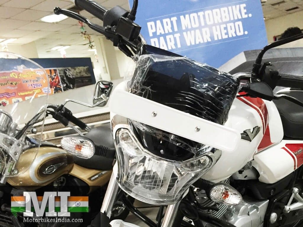 Top 5 150cc 160cc motorcycles in the country indian cars bikes - Bajaj V15 Is Part Motorbike Part War Hero Says Bajaj