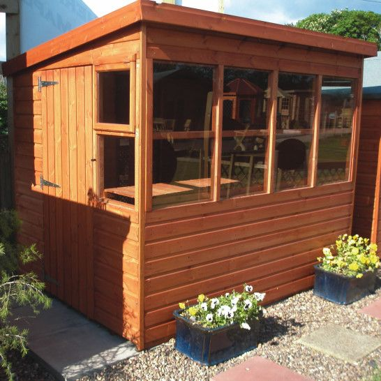Potting Shed Designs and Plans httpwoodesignernet has tons of