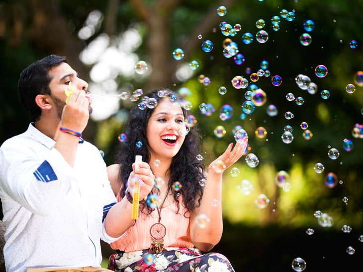 15 UNIQUE IDEAS FOR PRE-WEDDING SHOOTS