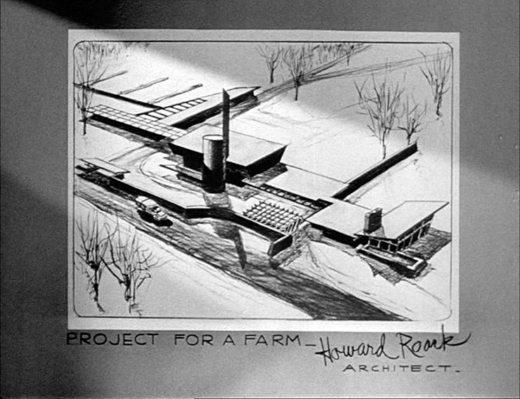 El libro y la película cuentan la historia de Howard Roark, un arquitecto visionario que intenta mantener por todos los medios su integridad...