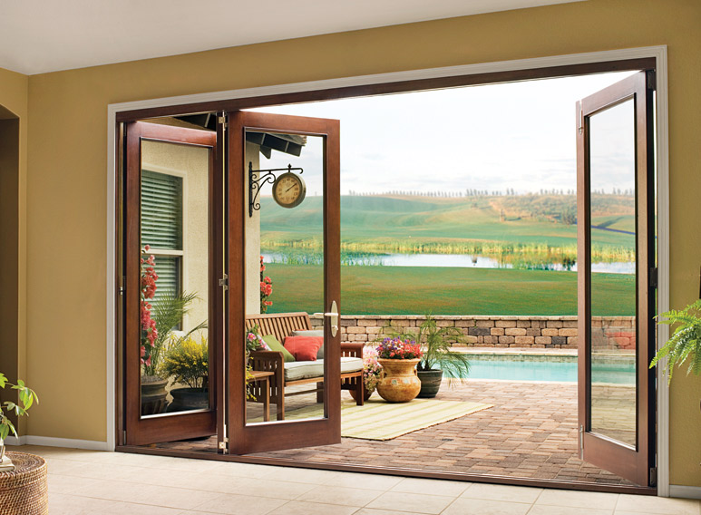 Jeld Wen Folding Patio Doors