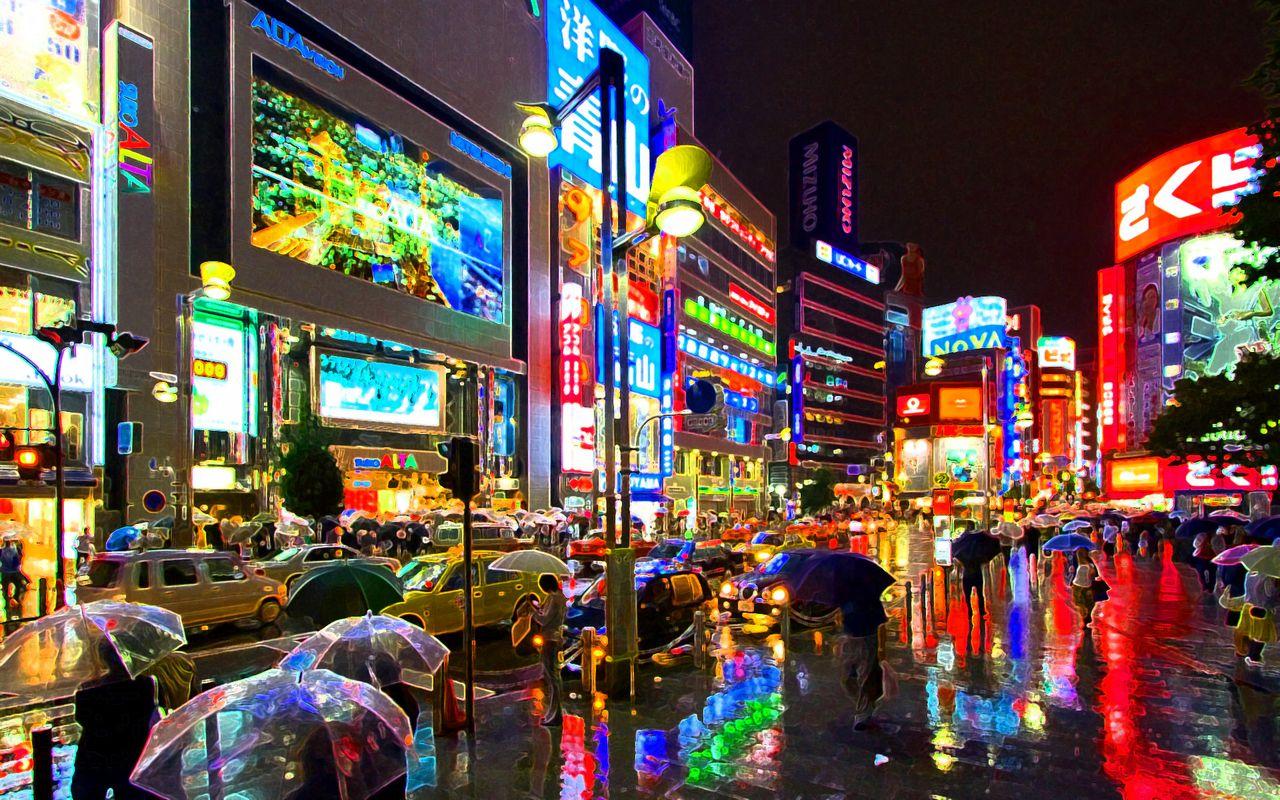Una ciudad deslumbrante, sin duda