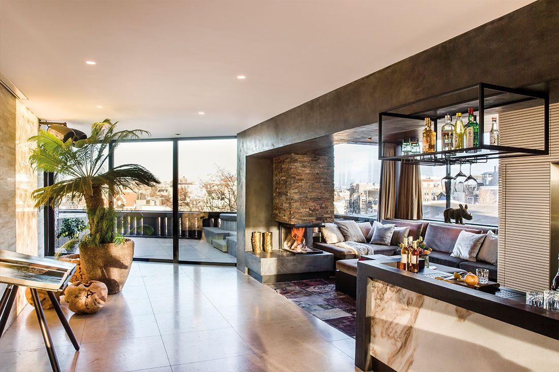 osiris hertman studio amsterdam penthouse