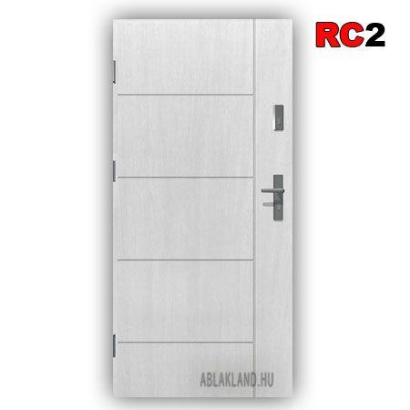 Security Door, RC2, White, Full, Outdoor, SteelSafe Premiu …