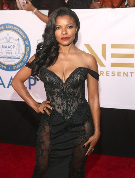 Keesha Sharp - Los Angeles Confidential Celebrates Awards