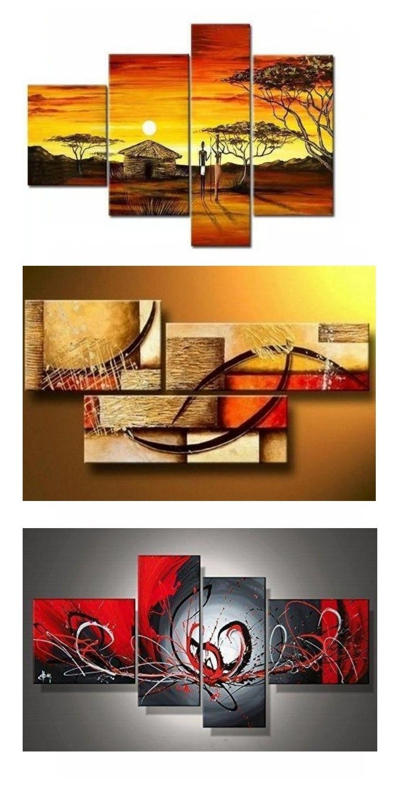 100 Hand Painted Canvas Painting For Sale Modern Canvas Painting Contemporary In 2020 Abstract Wall Art Painting Abstract Canvas Wall Art Canvas Paintings For Sale