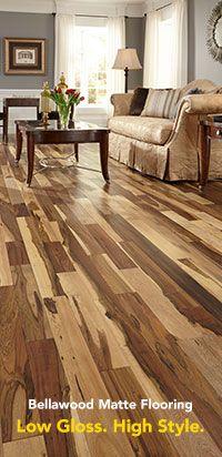 Bellawood Matte Hardwood Flooring