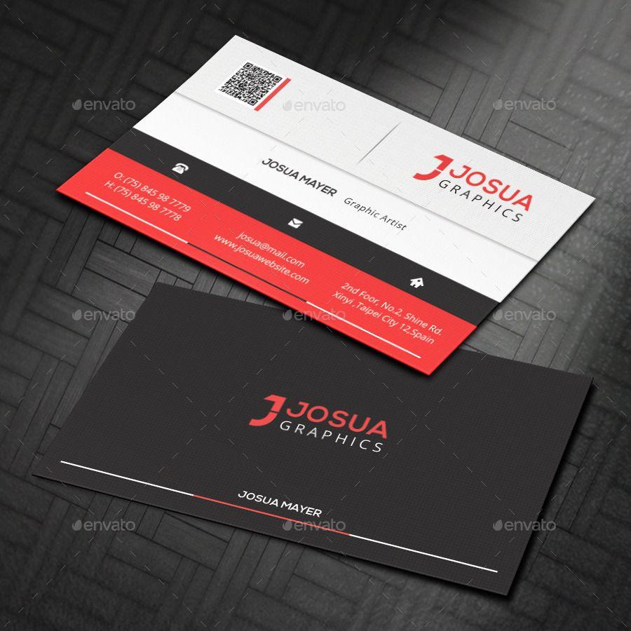 Corporate Business Card Bundle 02 Corporate Business Card