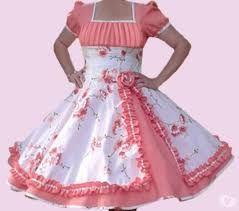 Vestido de huasa china modernos
