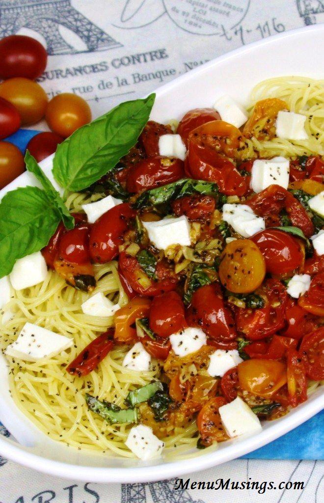 Pasta Alla Tuscana 15 Minutes Start To Finish Tender