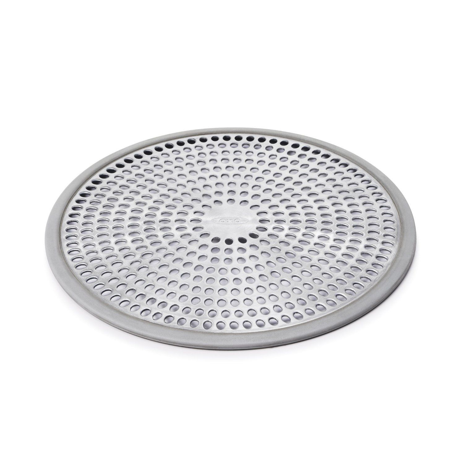 Amazon.com   OXO Good Grips Easy Clean Shower Stall Drain Protector    Stainless Steel