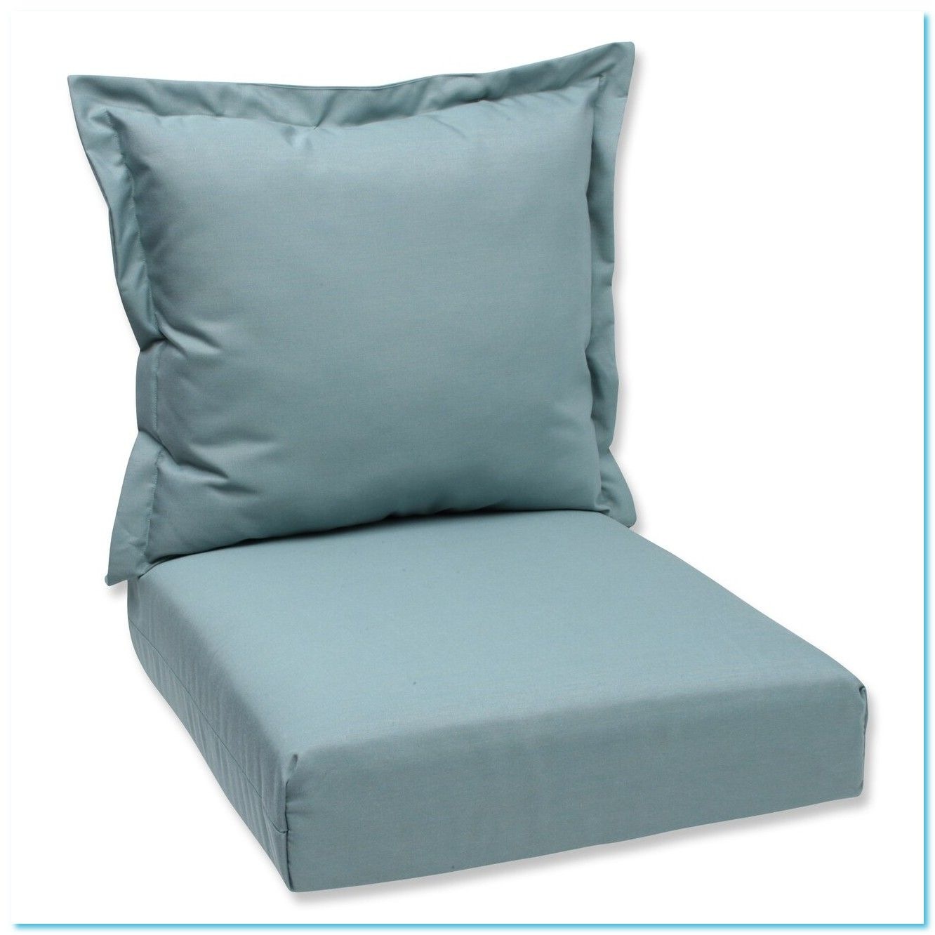 34 Reference Of Patio Cushions Blue Deep Seat Cushions Deep Seating Lounge Chair Cushions