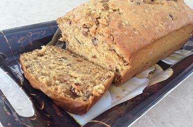 2beanscatering | Recipes                                                      Sweet Potato & Banana Bread