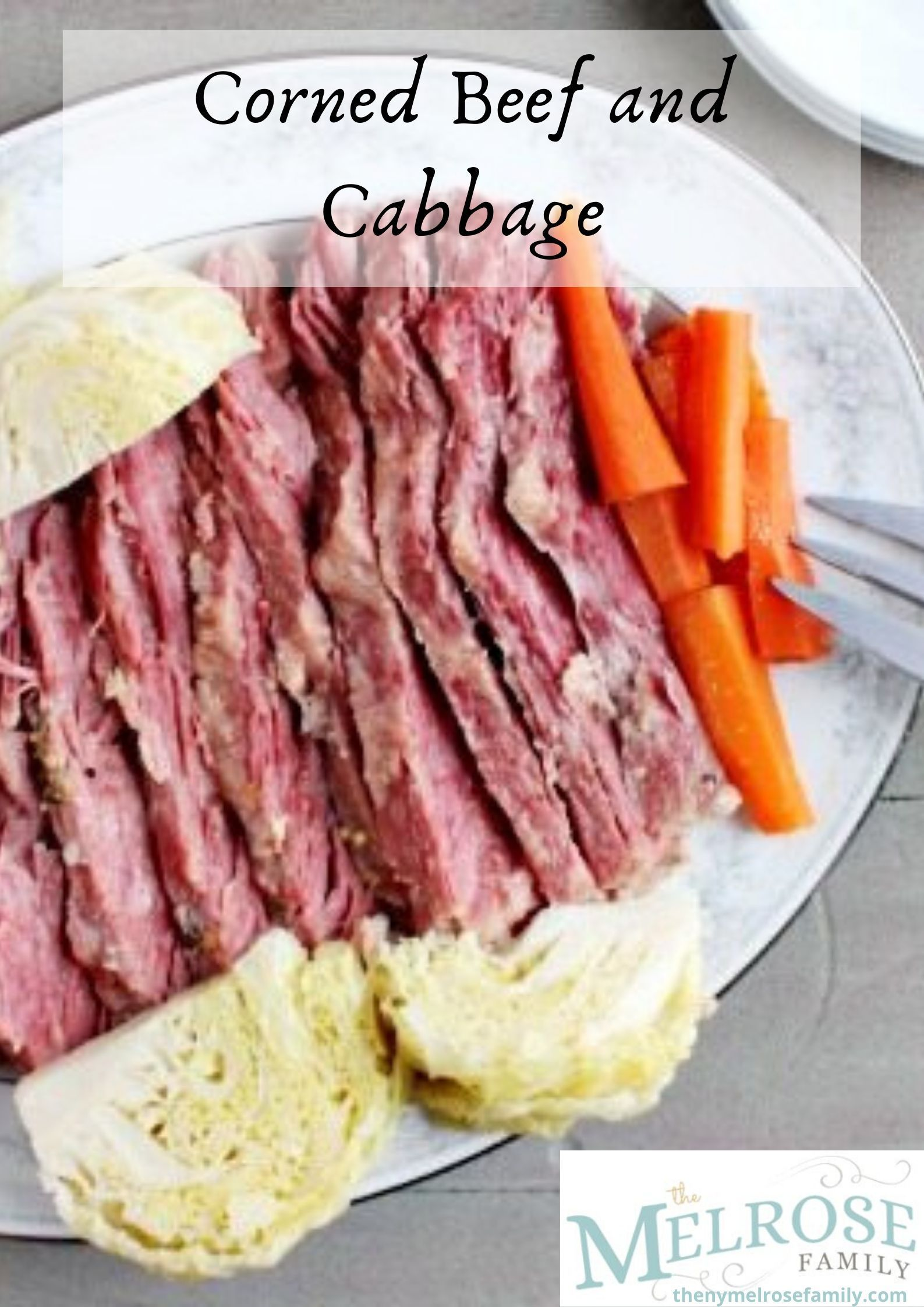 Easy Corned Beef And Cabbage Recipe For Saint Patrick S Day Recipe In 2020 Corned Beef Corn Beef And Cabbage Cabbage Recipes