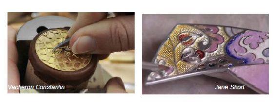 Champlevé/Cloisonné - arte de esmaltar joias - Seções da revista - Site da Rede Social da Revista Joias & Design