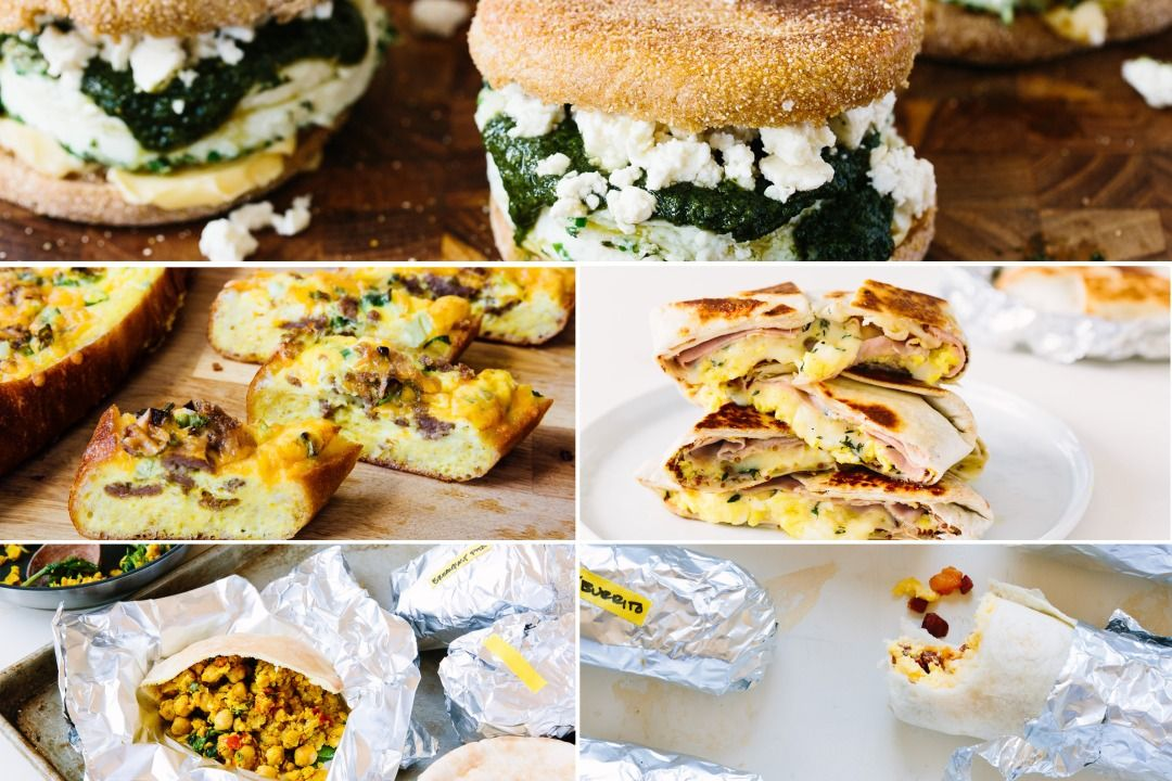 5 Make-Ahead Breakfast Sandwiches to Stock Your Freezer — Make-Ahead Breakfast Sandwiches | The Kitchn | Bloglovin'