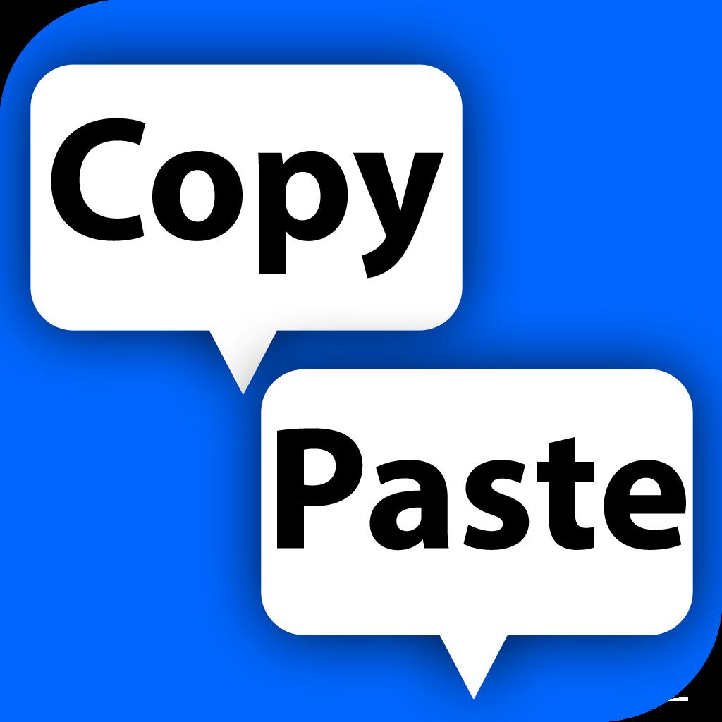 Copy Paste Icon | Ios app icon, App icon Symbols Copy And Paste App