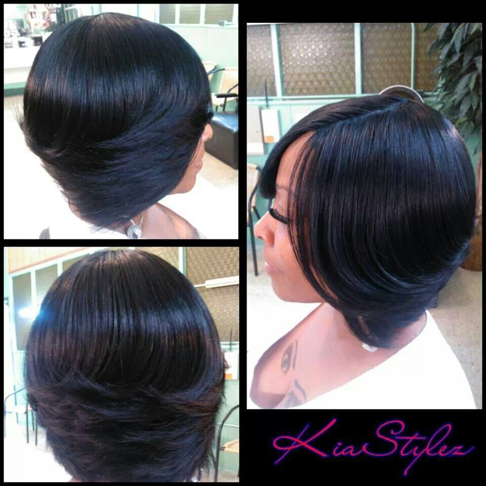 Pin by Jocelyn allen on Layered Bobs | Pinterest | Layered bobs ...