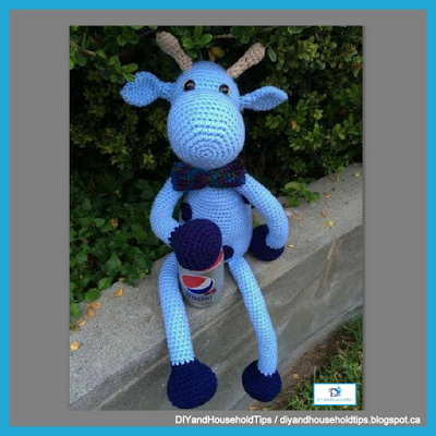 Diy And Household Tips Crochet Giraffe Free Pattern Crocheting