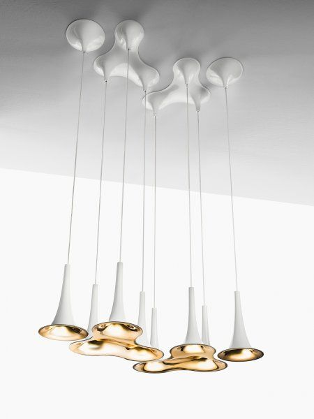 Lighting Design // Nafir Hanging Lamps | Axo Light Line | Axo Light