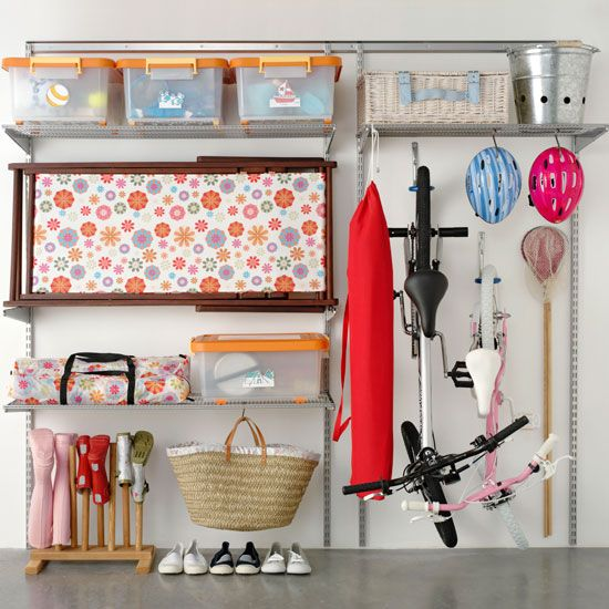 Ok, some organize my garage like this please! | Organization ... How To Organize My Garage on clean my garage, remodel my garage, super organize your garage, organizing my garage, ways to organize a garage,
